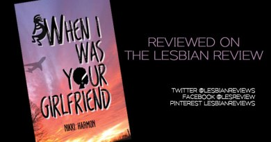 When I Was Your Girlfriend by Nikki Harmon
