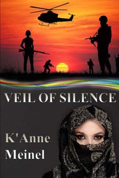 Veil of Silence by K'Anne Meinel