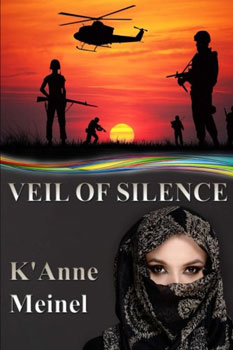 Veil of Silence by K'Anne Meinel