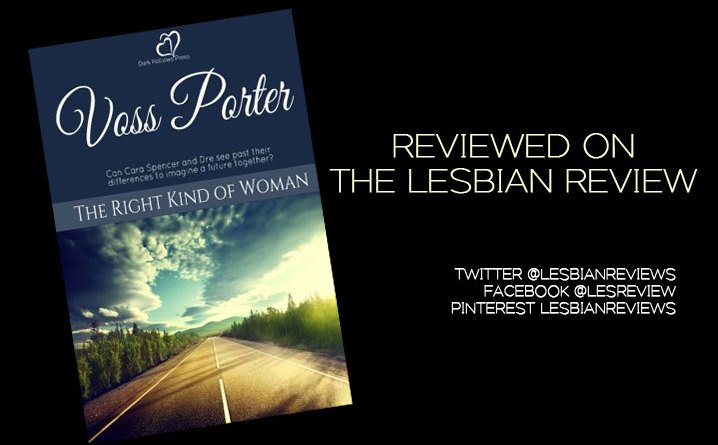 The Right Kind of Woman by Voss Porter