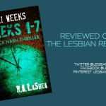 21 Weeks by RA LaShea: Book Review