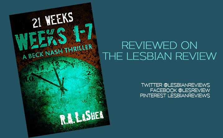 21 Weeks by RA LaShea