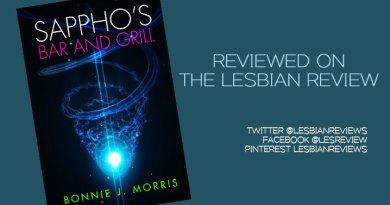 Sappho's Bar And Grill by Bonnie J Morris