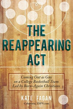 The Reappearing Act by Kate Fagan
