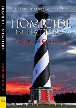 Homicide in Hatteras by Kate Merrill