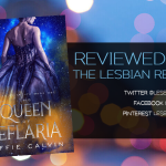 The Queen Of Ieflaria by Effie Calvin: Book Review