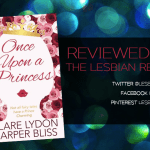 Once Upon a Princess by Harper Bliss and Clare Lydon: Book Review