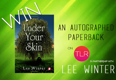 Win A Signed Paperback of Under Your Skin by Lee Winter