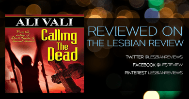 Calling The Dead by Ali Vali