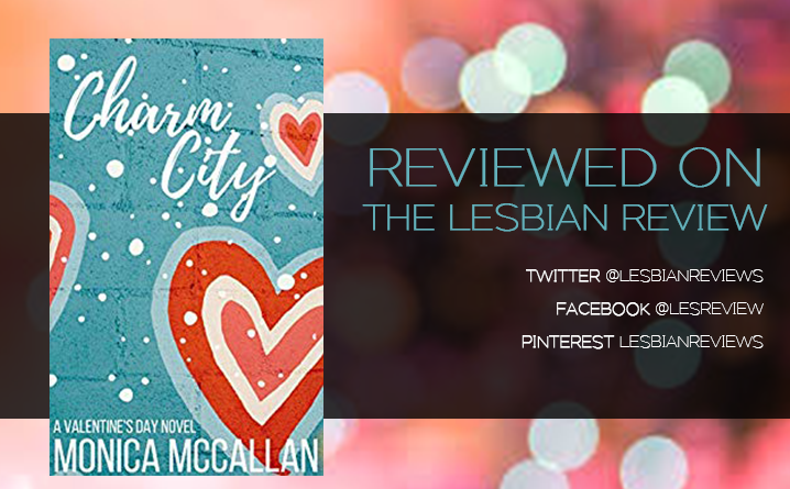 Charm City by Monica McCallan