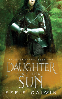 Daughter Of The Sun by Effie Calvin