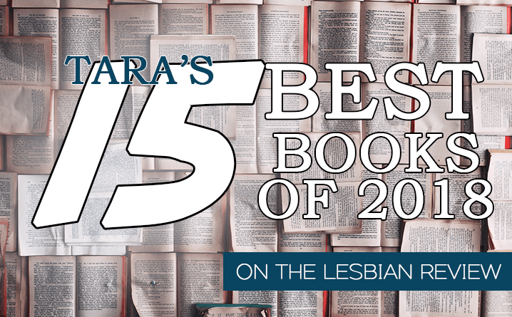 Tara's top 15 f/f books of 2018