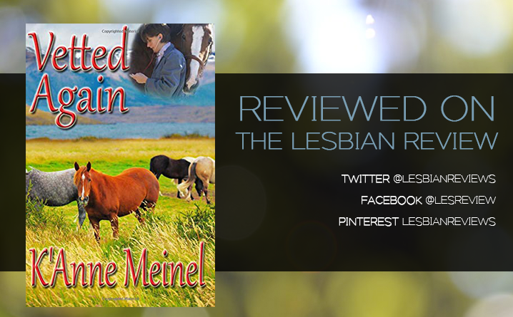 Vetted Again by K'Anne Meinel