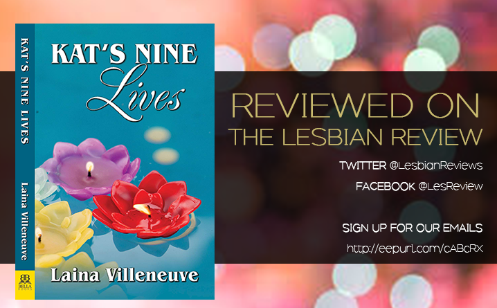 Kat's Nine Lives by Laina Villeneuve
