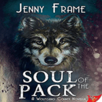 "Soul Of The Pack by Jenny Frame is a lovely addition to the Wolfgang County series. It's a novella, so it's a short audiobook but it's absolutely adorable. Maddox Rippington who everyone calls Ripp is angry, aggressive and strong. She has just lost her job caring for the wolves as Willow Creek Wolf Sanctuary and she is lost and alone in the world. All she has now is a birth certificate with the name Ansel Wolfgang listed as her father. With nothing left to lose she decides to go to Wolfgang County to try and find out what she can about her family. Kyra Wolfgang is lonely. She is just beginning to wonder if she has to leave her beautiful home in order to find her one true love when she encounters a stranger in the forest. She is in wolf form at the time and the stranger is so gentle and caring that she ends up showing herself to the stranger when she wouldn't normally. When she meets Ripp again, this time she is human form and the interest is clear. There is something about this stranger that draws her in. Ripp behaves just like a dominant were and yet she is human. Could Ripp be her life mate? But problems occur when Ripp tries to gain access to the Wolfgang County records and doesn't want to tell them why. The pack starts to wonder if she is working with their rivals in planning another attack on them. The Characters Kyra is sweet, loving and wants to make a home for her and her life mate. She finds it frustrating that her mated sister keeps trying to thrust rules on her as if she is a teenager just because she is single. Ripp is angry and frustrated and struggling with deep personal issues that can only be resolved if she allows the pack to help her. They make a compelling duo. The Writing Style I enjoy the way Jenny Frame writes. Her characters are perfectly suited to one another, never the same and the stories are always fun and unique. The book was well paced with new and interesting revelations keeping the story moving. The Narration AJ Ferraro did a great job. I settled into this one really easily and didn't want to stop listening. The Pros This is a fantastic short listen if you want something light and sweet to make your heart feel all smooshy with love. The Cons I could have done with more of it because it's short. But that's not really a con, it's more like me enjoying it so much that I wanted more. The Conclusion I adore Jenny Frame's work. She could write in any genre and I would be happily reading along. But there is something special about her urban fantasy worlds. She maximises the butch/femme dynamic and creates pack dynamics which work so well with those. You can feel the love she has for her characters and the worlds she creates and it's a pleasure to experience them. I appreciated that there wasn't a ton of world building, and really you don't need it with a genre as popular. I also loved the fact that Ripp had wolf tattoos all over her, as if she was trying to make herself more like what she felt like on the inside. That was a nice nod to people who don't look how they feel inside. Basically, it's a great read or listen and I recommend it. Excerpt from Soul Of The Pack by Jenny Frame Storm was panting excitedly, his big tongue lolling out the side of his mouth. Ripp dropped her hand and said, ""Run, boy."" He was off like a shot, straight into the thick forest. Rip slung on her backpack and set off behind him. Going for a run together was one of their favorite things to do. She never felt more alive than she did when she was running through woodland and forest. It soothed some part of her that was always fighting for freedom. Ripp was particularly loving running here. There was something about this forest…The colors, the scent of the air as it filled her lungs—everything felt right, like it was bringing calm to her soul. After a mile Ripp slowed to a walk when she saw Storm pick up a scent and start to follow it. ""What is it, buddy?"" Storm was concentrating on his task and didn't look back. Ripp followed him as slowly and as quietly as she could. When he stopped dead, she came up beside him, went down on one knee, and gave him the hand signal to stay. Ripp closed her eyes and tried to concentrate on the subtle sounds and scents, like a hunter. She could hear what she was sure was the sound of twigs cracking underfoot, then stillness. Ripp opened her eyes and looked across the clearing. There was a tall tree with all sorts of stones, big and small, leaning up against it, almost like a shrine. Some creature was there—she knew it. Ripp was an expert tracker and hunter, and she could wait as long as it took. Then her patience was rewarded when the black snout of an animal came out from behind the tree, a few meters away. She didn't move an inch and held up her hand so Storm would keep still. A white paw, and then the most beautiful pure white wolf came out from cover. Ripp had to stop herself from gasping at the sight of it. She had never seen such a pure white wolf before, and it seemed to be bigger than a standard female wolf. The wolf looked at her inquisitively but was submissive in her demeanor. Maybe, Ripp thought, she could get closer. She just had to see this wolf up close. Ripp crawled a few paces, then stopped, turned sideways, and kept her head down. When the wolf didn't appear to be aggressive or distrustful of her actions, she took another few paces and stopped again. She repeated this a few more times until she was a just a few yards from the wolf. She held out her hand, just as she did with Storm and the Willow Creek wolves, and the white female lifted her paw tentatively and touched Ripp's hand. Ripp felt a rush of emotions, and as she looked in the wolf's eyes, she saw a keen intelligence behind them. And then a howl from somewhere else in the woodland broke their moment and the white wolf sped off. Get This Book On Amazon (this link works for Amazon UK, US, Germany, Italy and Canada) https://www.amazon.com/Soul-of-the-Pack/dp/B07L6HMBC5/ref=as_li_ss_tl?keywords=Soul+Of+The+Pack+by+Jenny+Frame&qid=1551962423&s=gateway&sr=8-1-fkmrnull&linkCode=sl1&tag=thelesrev0c-20&linkId=8696d662e2e10bd5a66625fa1f33afd3&language=en_US I just read this review for Soul Of The Pack by Jenny Frame Series Wolfgang County Series Heart Of The Pack Soul Of The Pack Bits and Bobs Publisher: Bold Strokes Books Audiobook Publisher: Bold Strokes Books inc Narrator: AJ Ferraro Jenny Frame Online If you enjoyed this book then you should also look at The Midnight Hunt by LL Raand https://www.thelesbianreview.com/midnight-hunt-by-ll-raand/ Note: I received a free review copy of Soul Of The Pack by Jenny Frame. No money was exchanged for this review. When you use our links to buy we get a small commission which supports the running of this site"