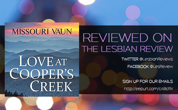 Love At Coopers Creek by Missouri Vaun