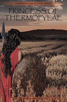 Princess of Thermopylae by JD Simmons