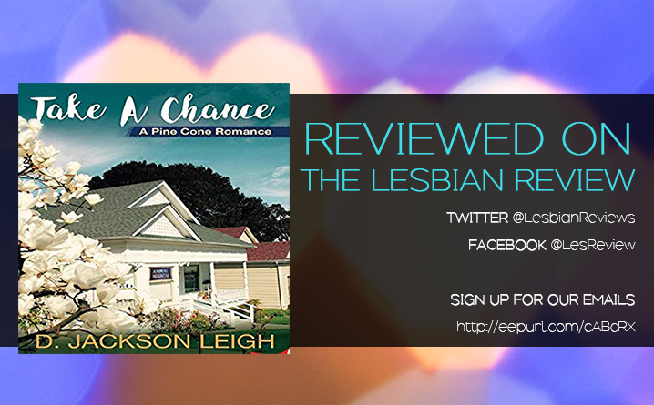 Take a Chance by D Jackson Leigh