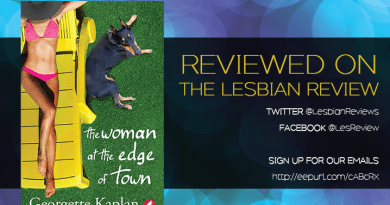 The Woman At The Edge Of Town by Georgette Kaplan