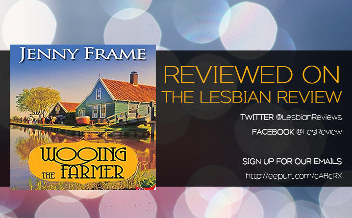 Wooing The Farmer by Jenny Frame