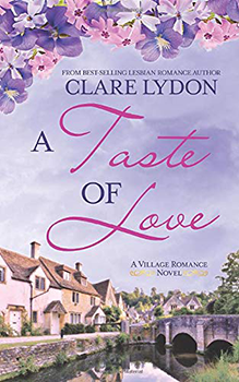 A Taste of Love by Clare Lydon