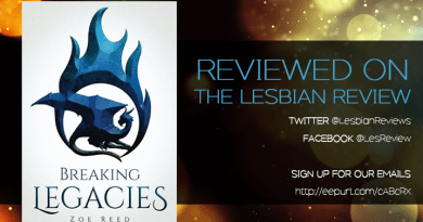 Breaking Legacies by Zoe Reed