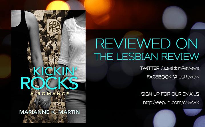 Kickin Rocks by Marianne K Martin