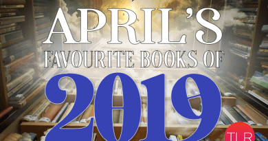April's Favourite Books of 2019