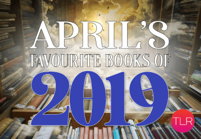 April's Top 10 Books for 2019