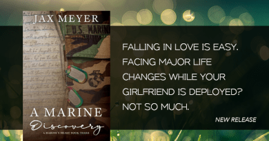 A Marine Discovery by Jax Meyer: New Release