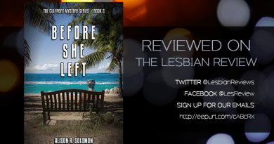 Before She Left by Alison R Solomon