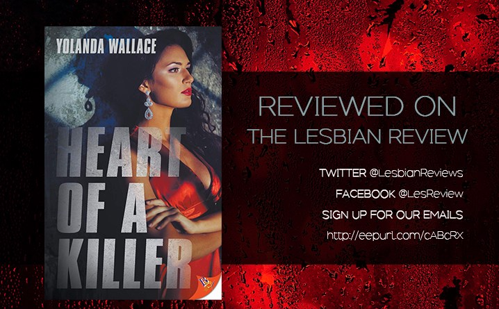 Heart of a Killer by Yolanda Wallace