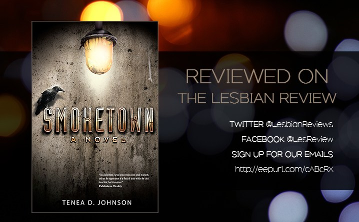 Smoketown by Tenea D. Johnson