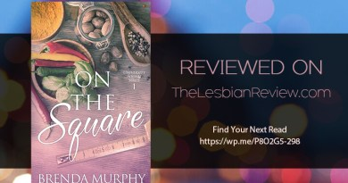 On the Square by Brenda Murphy