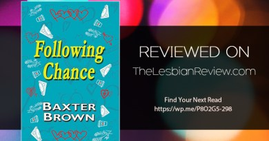 Following Chance by Baxter Brown