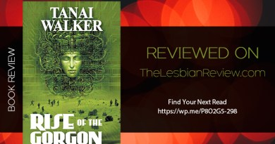 Rise of the Gorgon by Tanai Walker