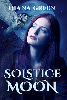 Solstice Moon by Diana Green