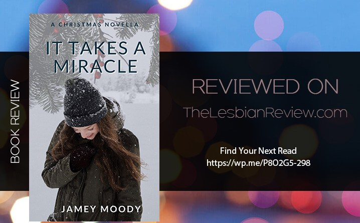 it Takes A Miracle by Jamey Moody