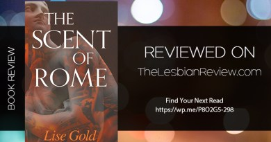 Book review of The Scent of rome by Lise Gold