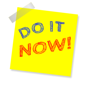 Do It Now - The Leslie Link