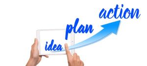 Confidence Tip - The Leslie Link - Make A Plan