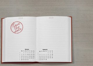 Use A 2019 Diary - Time Management Skills