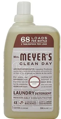 Eco Friendly Laundry Detergents meyers