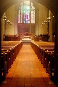 Sanctuary FUMC Tulsa
