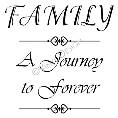 Family A Journey to forever TL17A