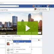 facebook algorithm video