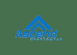 ascend sportswear logo