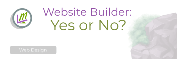 should i use a website builder featured image