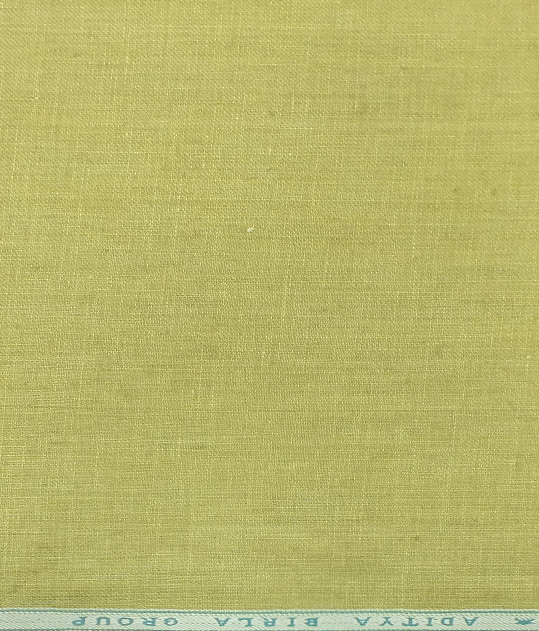 Linen Club Macaroon Beige 100% Pure Linen Self Design Unstitched Trouser Fabric