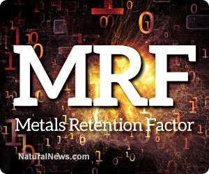 MRF-Metals-Retention-Factor